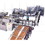 Packaging Line for On-Pile Biscuits - Fillpack Machines 2013