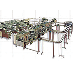 Bread Cakes Packaging Line - Fillpack Machines 2013