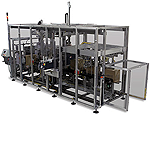 CP-TLG Top Load Case Erector and Packer - Fillpack Machines 2013
