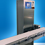 Checkweigher - Fillpack Machines 2013
