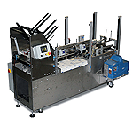 MK-500 Intermittent Motion Horizontal End Load Cartoner - Fillpack Machines 2013
