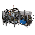 MK-LSP Compact Cartoner with Linear Servo Pack - Fillpack Machines 2013