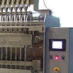 Vertical Multilane Simun - Stickpack - Fillpack Machines 2013