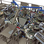 High Speed Kit Packaging System - Fillpack Machines 2013