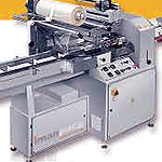 Horizontal Mechanical Wrapper - Micropac 300 Inox - Fillpack Machines 2013