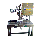 T2 Semiautomatic Capping Machine - Fillpack Machines 2013
